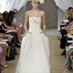 Coleção de vestidos de noivas de Carolina Herrera para 2013