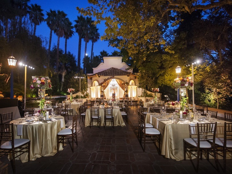 Salões de Casamento ao ar livre