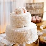 bolo para casamento - Kimberly Kay Photography