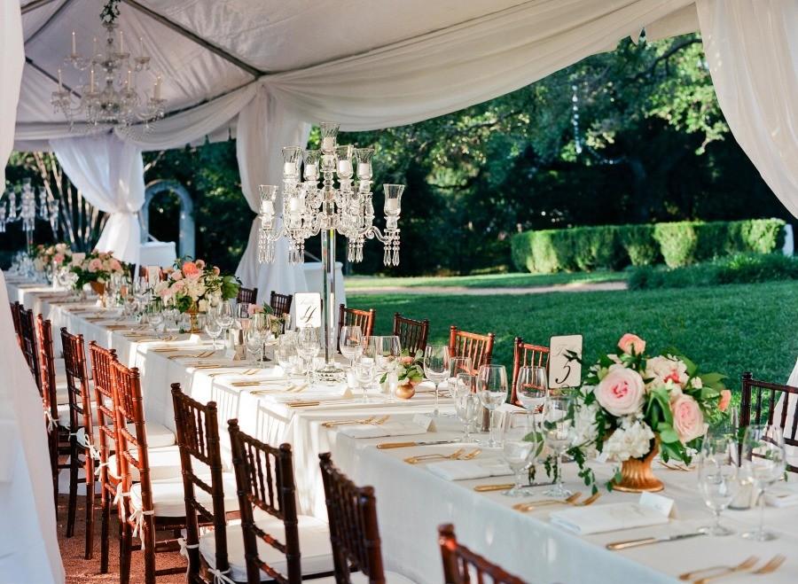 Casamentos ao ar livre e suas decora??es encantadoras!