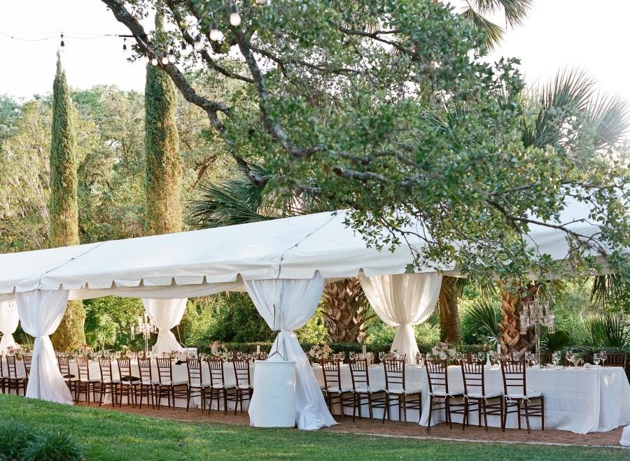 Casamentos ao ar livre e suas decorações encantadoras!