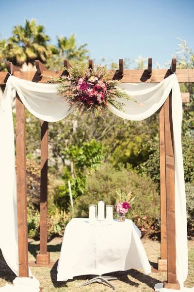 decoração de jardim para casamentos - ashley rose photography