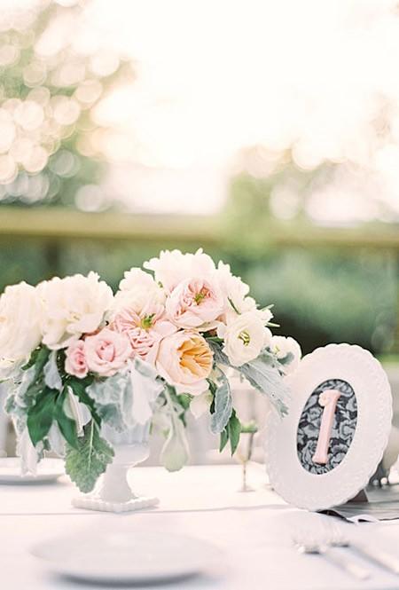 números para mesas - Jen Huang Photography