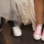noivas com sapatos coloridos - Sarah Fyffe Photography
