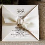 convites de casamento sofisticados - stephita2
