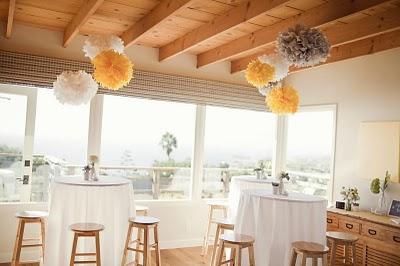 Ideias originais para casamento moderno - foto de Joielala Photographie & Scott Lawrence