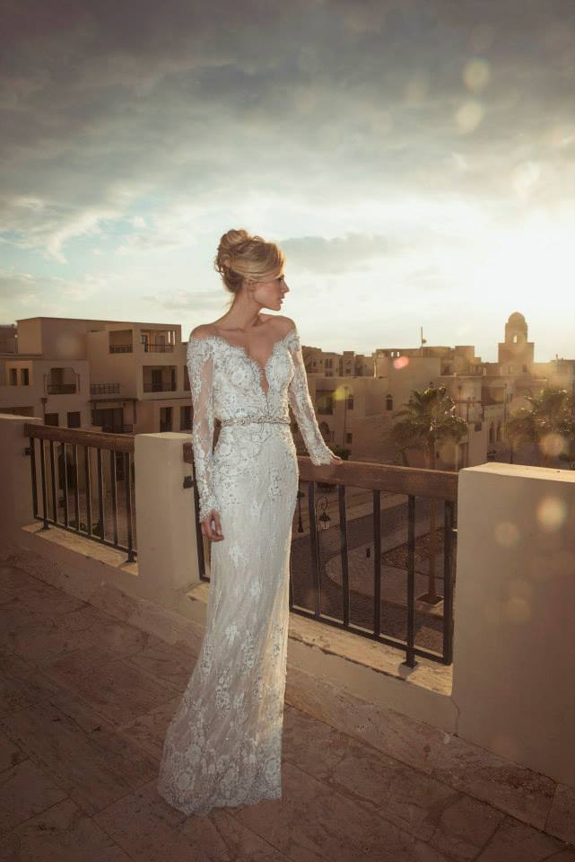 Este modelo tomara-que-caia de Tal Kahlon é a definição de glamour!
