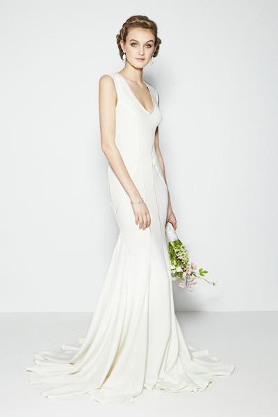 Modelos de vestidos de noiva nicole miller bridal o caimento sereia no podia ficar de fora da coleo bridal de nicole miller simples junglespirit Choice Image