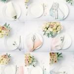 Este passo a passo é fácil e resulta em belíssimos guardanapos personalizados, super exclusivos, delicados e românticos!