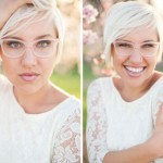 São tantas opções que fica super fácil casar de óculos!
