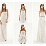 Conheça os modelitos mais lindos da linha White, by Vera Wang, da coleção primavera 2015.