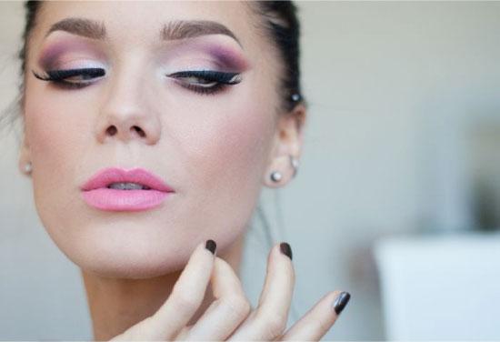 E se eu te disser que este mesmo passo a passo de maquiagem vira 3 ou mais looks diferentes? Leia até o final para aprender! ;)