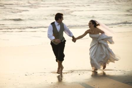 Casamiento en la Playa al atardecer | Image