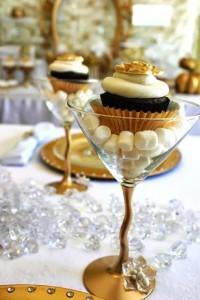 Idea original para bodas o cualquier otra ocasion para servir cupcakes