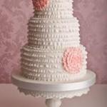 Los precios de tortas de casamiento generalmente van desde los $800 a los $2500