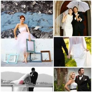 """Fotos de casamiento """"Magazine Style"""""""