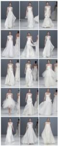 Tendencia en casamientos: la colección de vestidos de novia de Jesús del Pozo 2012
