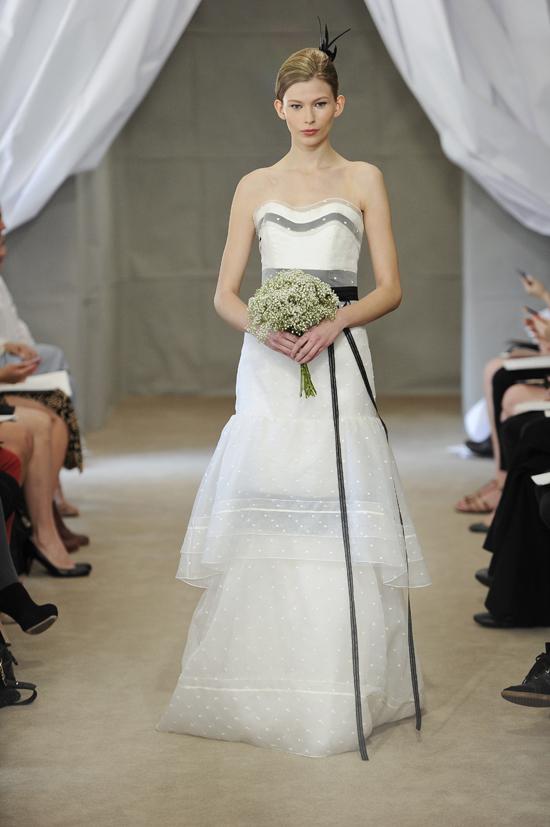 colección vestidos de novia de Carolina Herrena para el 2013