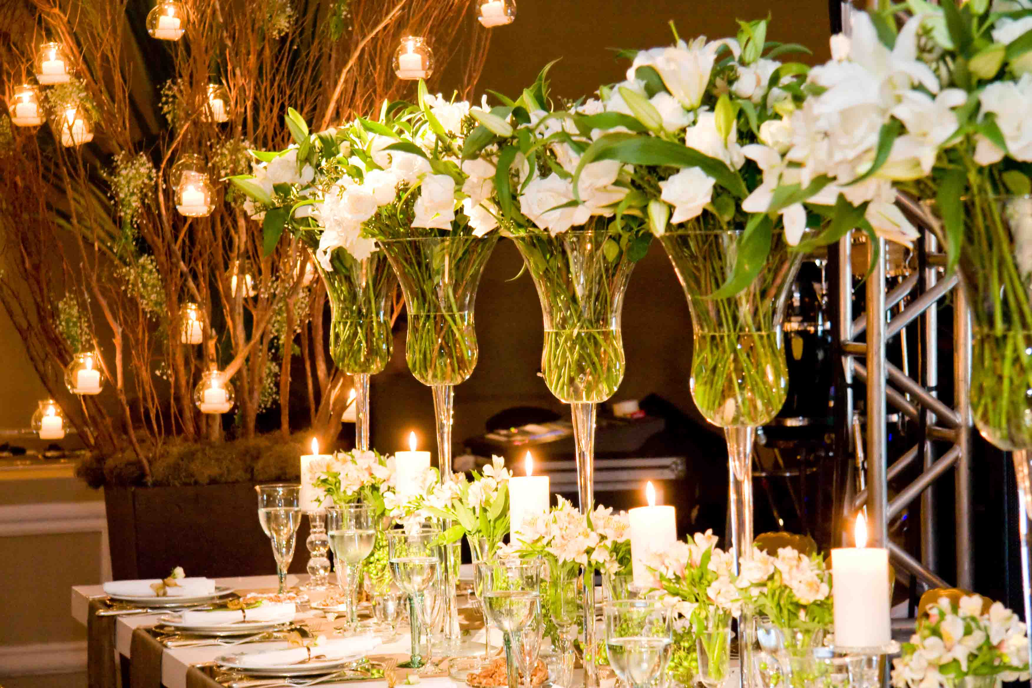 Salones para casamiento gu a para la elecci n for Ambientacion para bodas