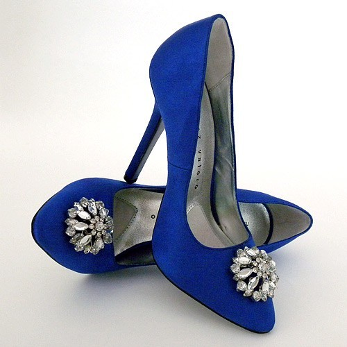Manolo Blahnik Colección Something Blue Wedding Day