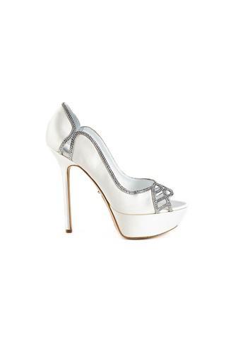 sergio rossi coleccion zapatos de novia