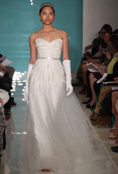 Vestidos de Novia con Faldas de gran volumen llenas de elegancia