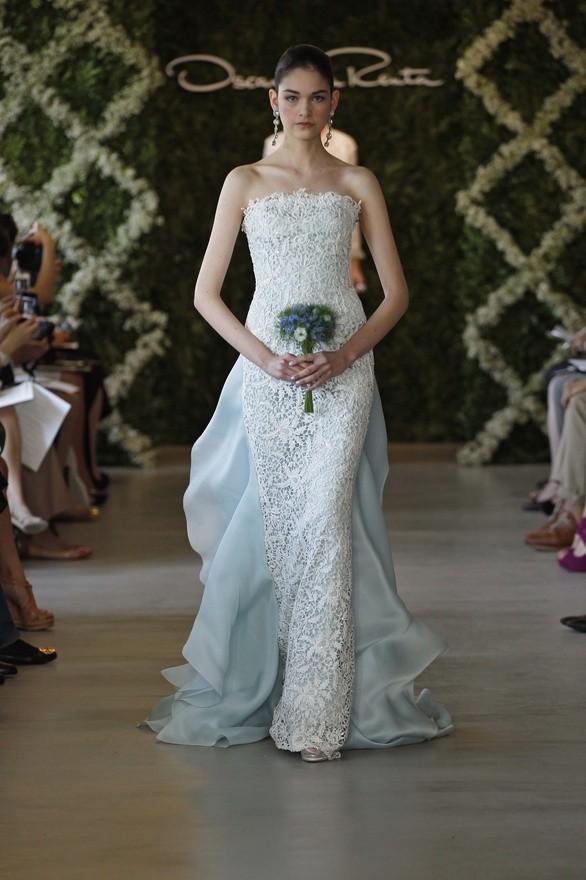 Vestidos de novia de Oscar de la Renta