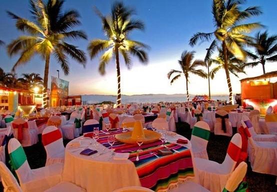 Como organizar una boda mexicana al exterior