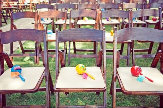 Como organizar una boda con maracas
