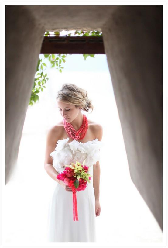 Como organizar una boda Novia mexicana