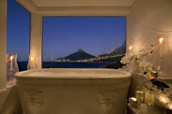 Hoteles de luna de miel Suite presidencia del hotel Twelve Apostoles