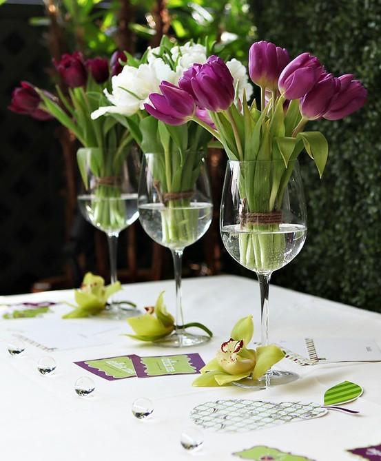 Centro de mesa para boda: 5 decoraciones para mesa tan insólitas como