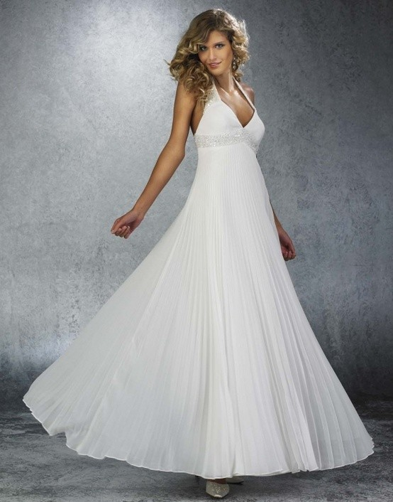 013d5be55 vestidos de novia para gorditas corte imperio | foto