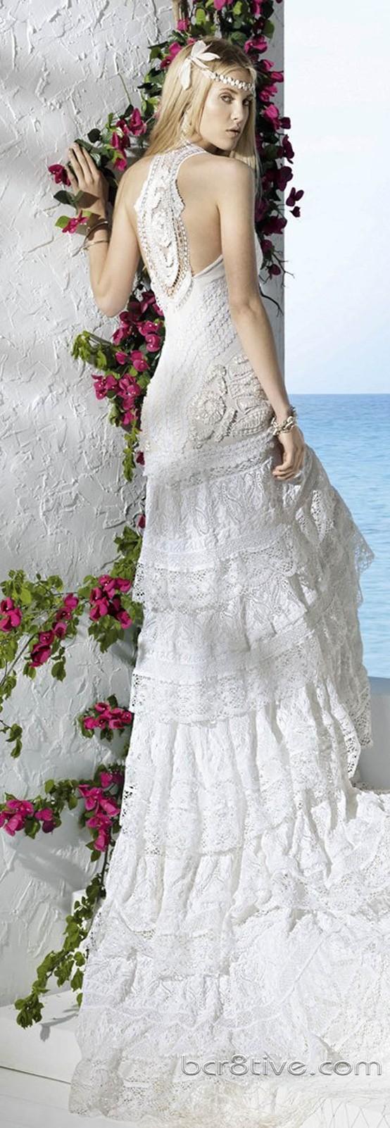 vestidos de novia ibicencos | foto