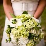 Ramos de novia naturales | Ramo de novia blanco