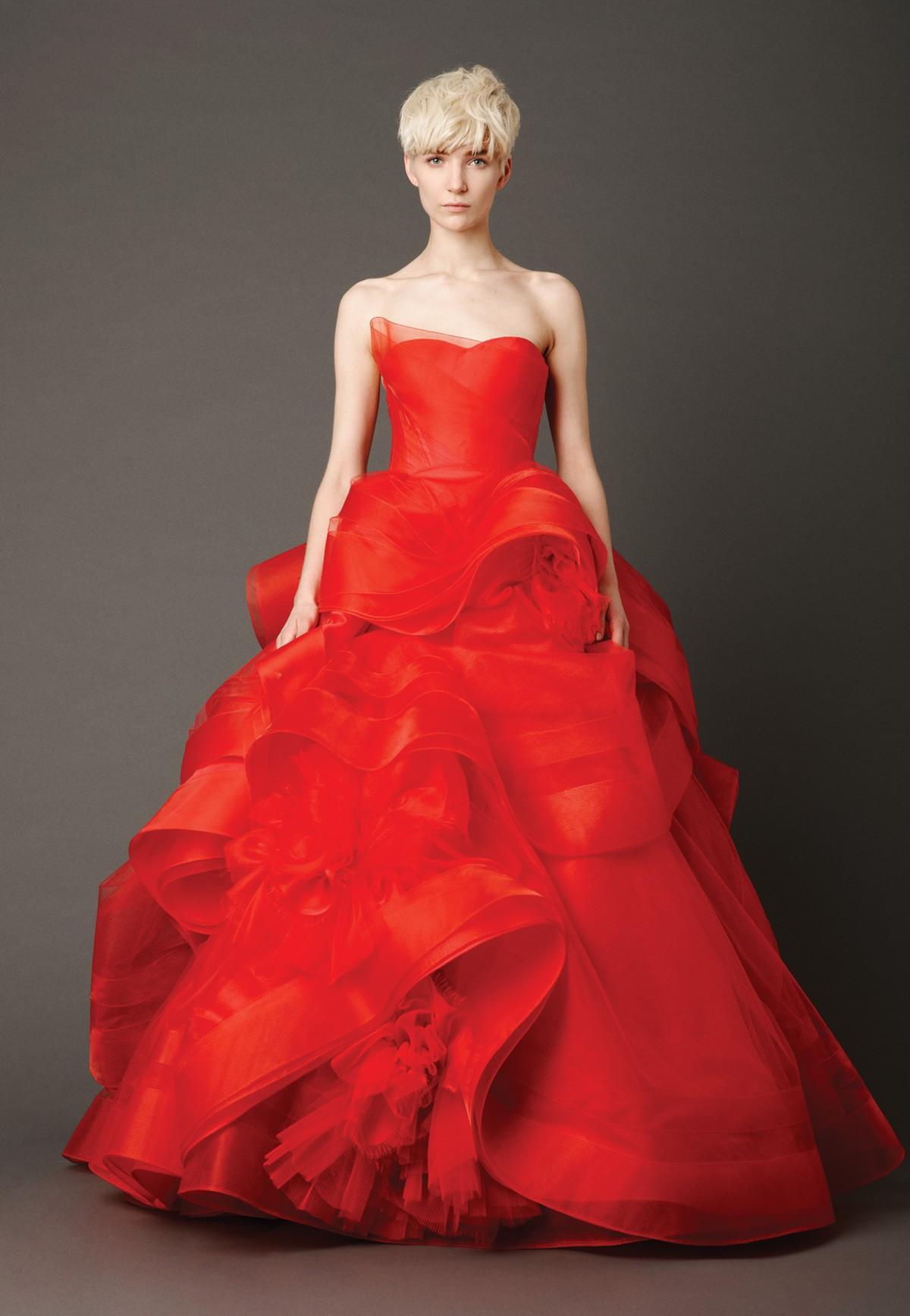 Vestidos de Novia 2013 de Vera Wang Colección | Foto