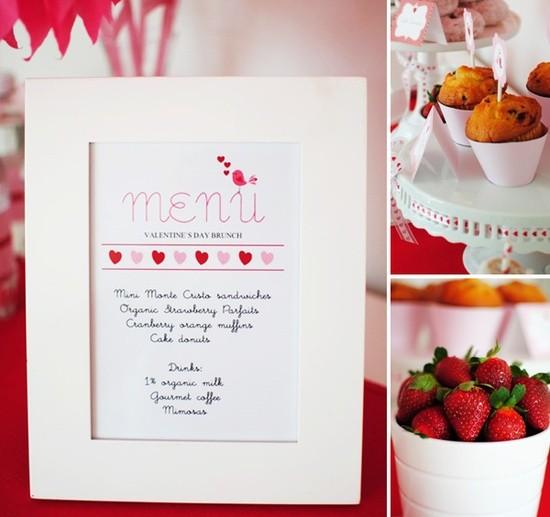 Poster De San Valentine Para MI Novio
