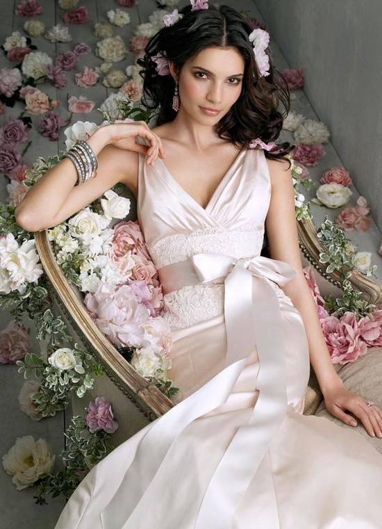 Vestido de novia original para una Boda original