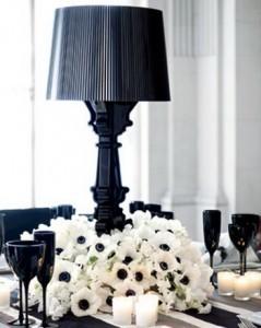La tipica lista de casamiento siempre incluia la vajilla