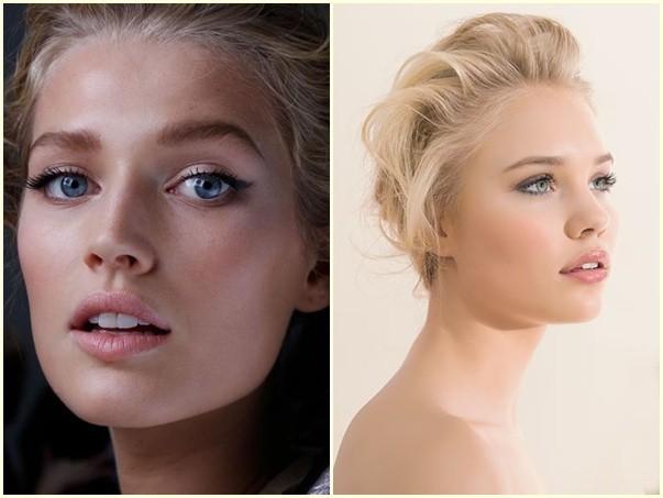 Maquillaje para novias natural pero no invisible