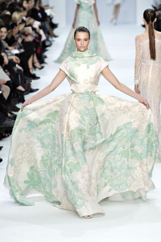 Elie Saab - trajes de novia 2013 | foto
