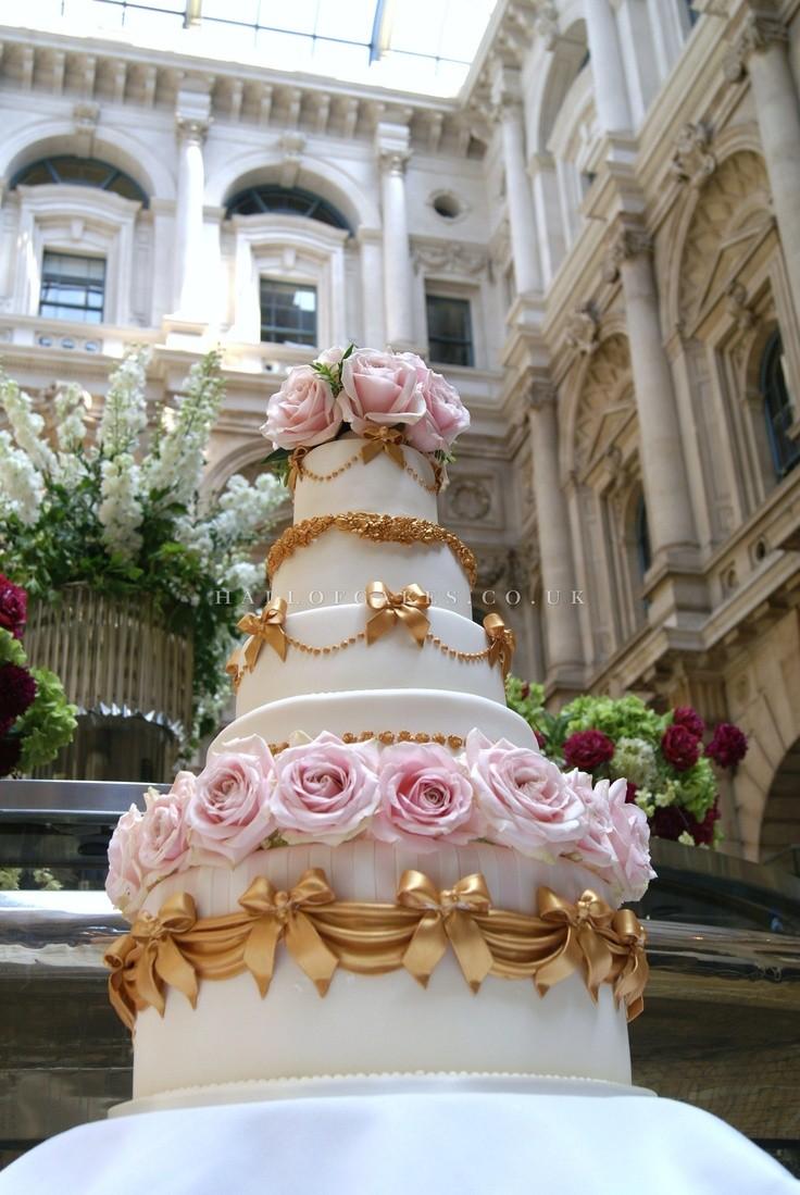 Mientras más detalles tenga la torta mayor será su precio