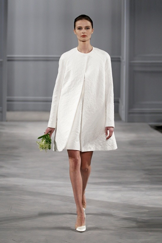 Monique Lhuillier vestidos coleccion 2014 - Dee