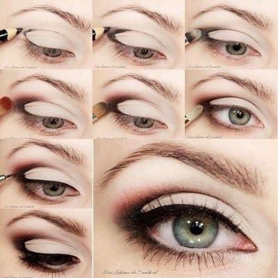 Maquillaje de ojos: Como maquillar ese triangulo magico