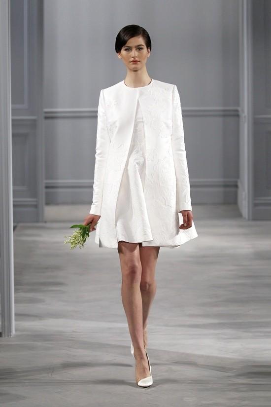Monique Lhuillier vestidos coleccion 2014 - Minnie