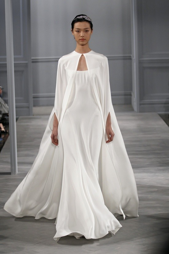 Monique Lhuillier vestidos coleccion 2014 - Tatiana