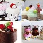 cupcakes de toalla