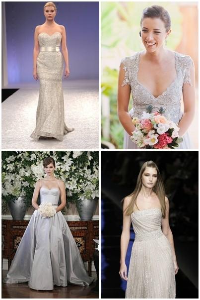 el color de la boda del 2014: la elegancia del plateado - foro