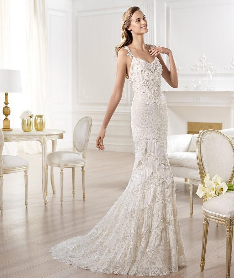 Vestidos de novia 2014 de Pronovias - Modelo YADAROLA