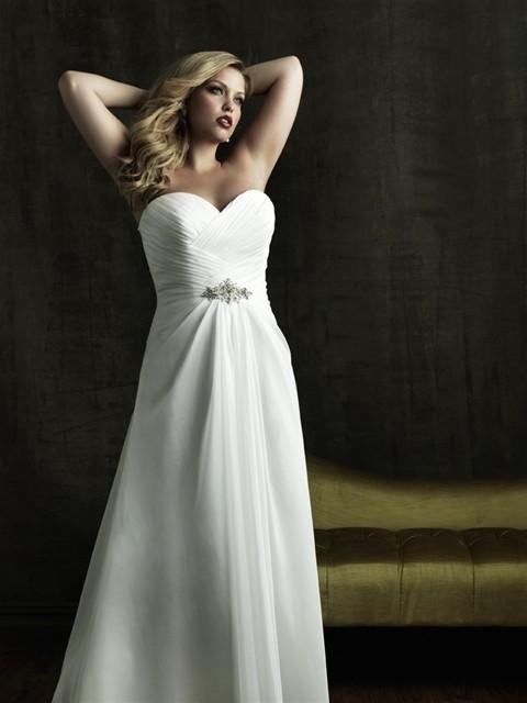 Vestidos de novia gorditas bogota